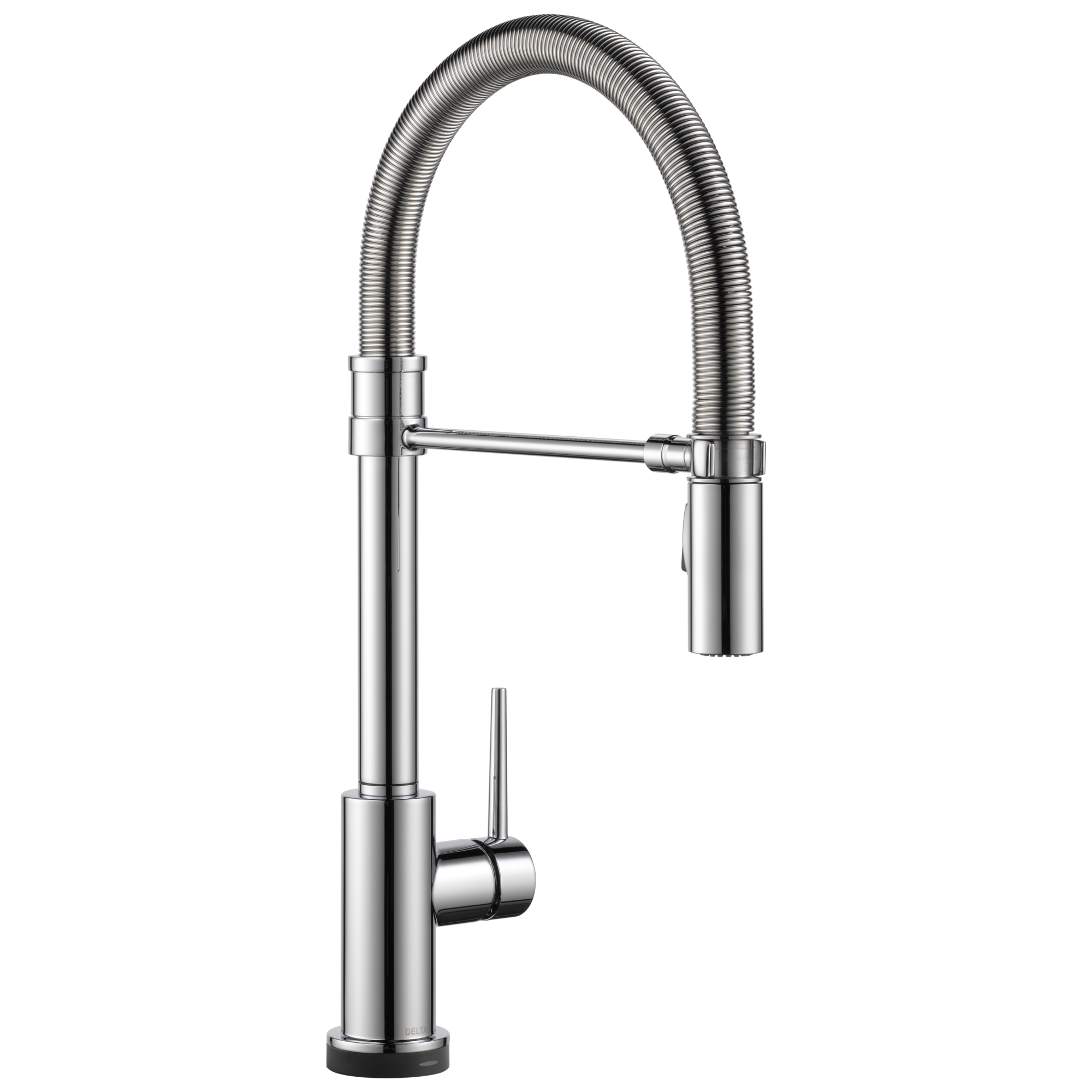 Single Handle Pull-Down Spring Spout Kitchen Faucet with Touch<sub>2</sub>O® Technology