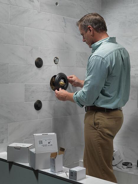 FAQ's shower multiple choice question 4
